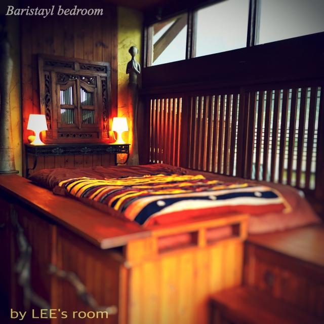 毎晩リゾート気分を楽しめる!癒しのバリ風寝室を作ろう