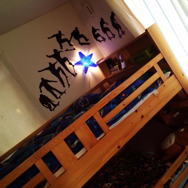 クールで自慢の壁で今夜も熟睡