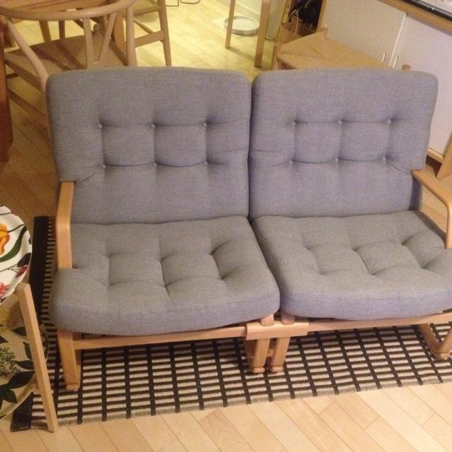 ymizさんのソファーチェア