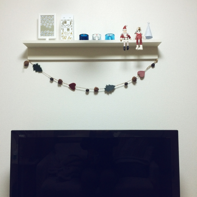 Aiさんの飾り棚