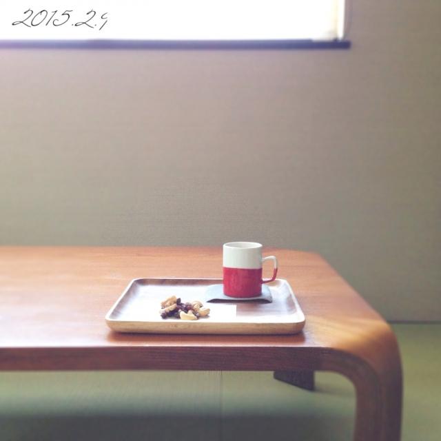 mamesukeさんのテーブル