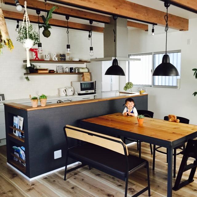 憧れキッチン♡選ぶならこの4タイプ!デザイン&コスパもチェック