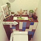 トイレをオシャレに!ついつい自慢したくなる収納&DIY実例