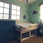 子供の片づける習慣を育てるための子供部屋収納アイディア