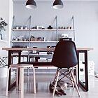 一点あるだけで存在感抜群!デザイン家具のある10の風景