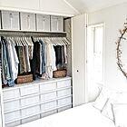 タップリ収納できるのに見つけやすい♪秘密の衣類収納法