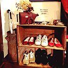 賃貸でもOK!収納力がアップする「靴箱DIY」