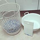 毎日のお洗濯をハッピーに♪素敵なランドリーボックス。