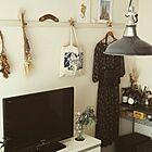 「25m2。癒しが彩る、自然体を楽しむシンプルなお部屋」 連載:ワンルーム1Kの暮らし by pi.さん