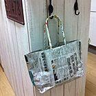 エコバッグで簡単便利!引っかけ収納のススメ