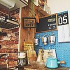 簡単!有孔ボードを設置して使いやすいキッチンを実現