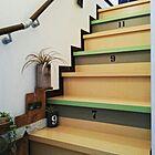 ここにもこだわって!階段リメイクをご紹介します!