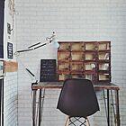 ダイソー木製ボックスで作るフランスアンティーク風連結ボックス by reihanamiyaさん