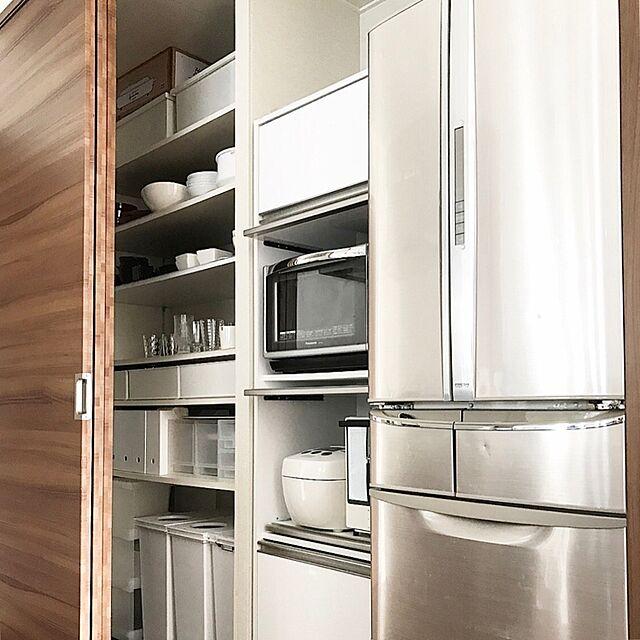 「リバウンドしない収納でつくる生活感ゼロ空間」憧れのキッチン vol.103 s.k.m.fさん