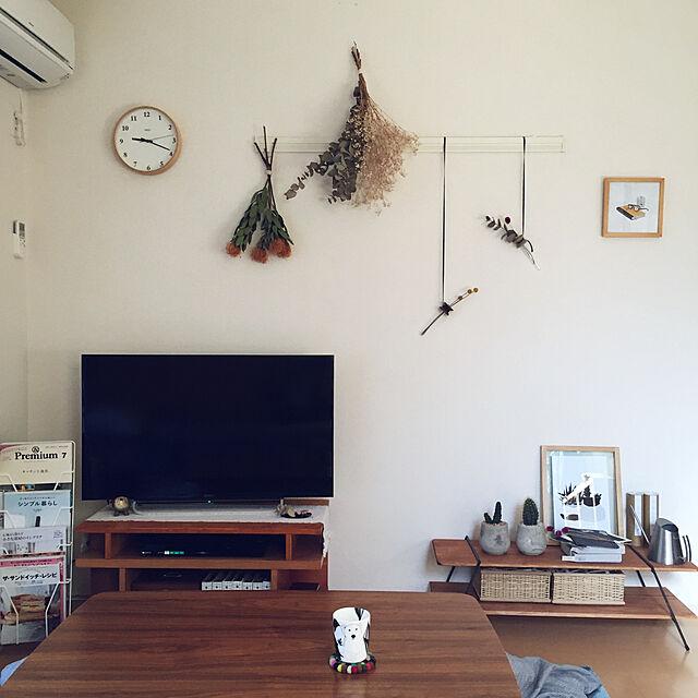 「32m2。スッキリと好きなモノに囲まれた暮らし。」 by kumazouさん
