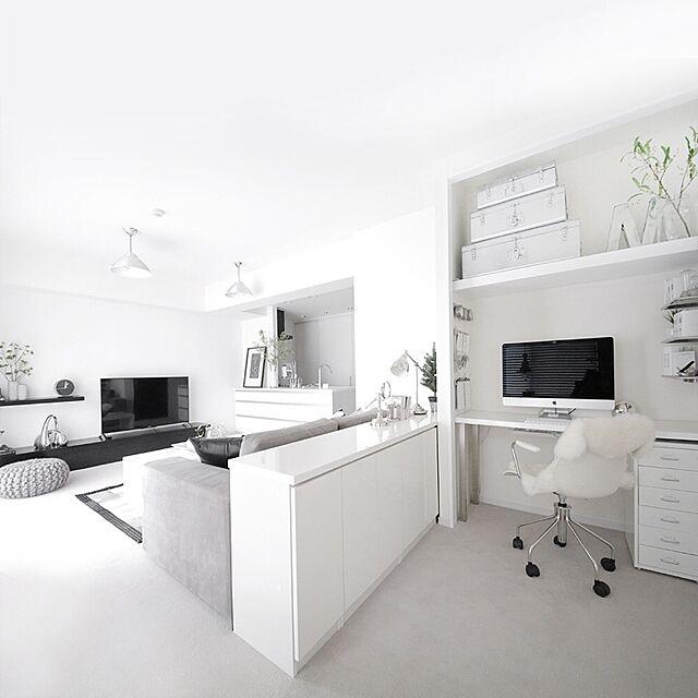美しさを極めた、生活感ゼロのお部屋