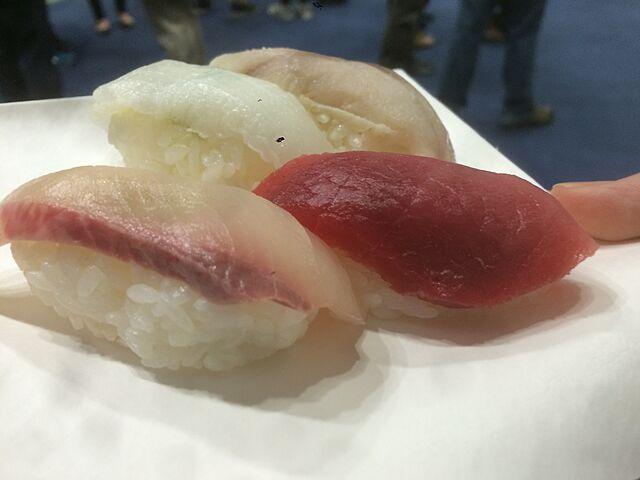 DroidKaigi 2016 の寿司