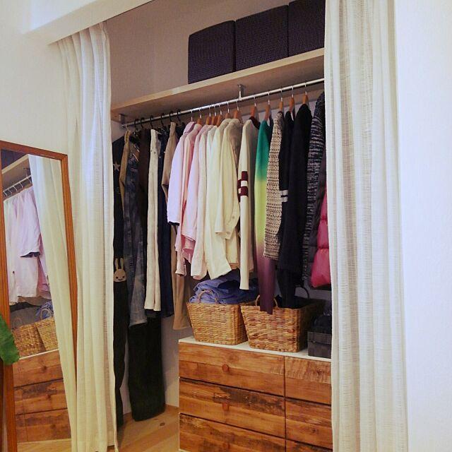 衣類収納 kazuyosi35nの部屋