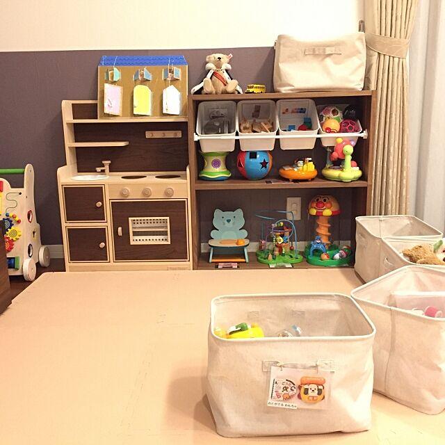 Lounge,おもちゃ収納 POKEの部屋