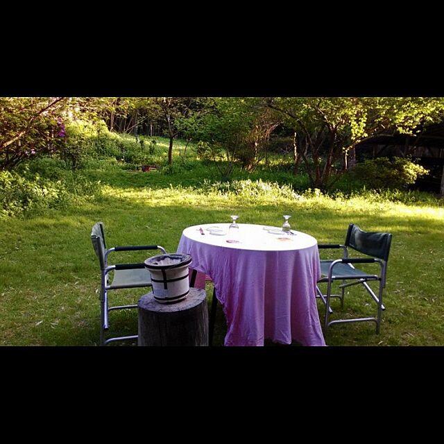 にわ,夕食,古民家,Overview mairin318の部屋