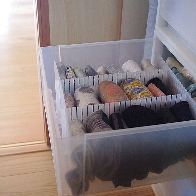 My Shelf,ブログ更新しました,クローゼットの収納,衣類収納,無印良品,整理収納部 ,冷えとり sugomoliの部屋