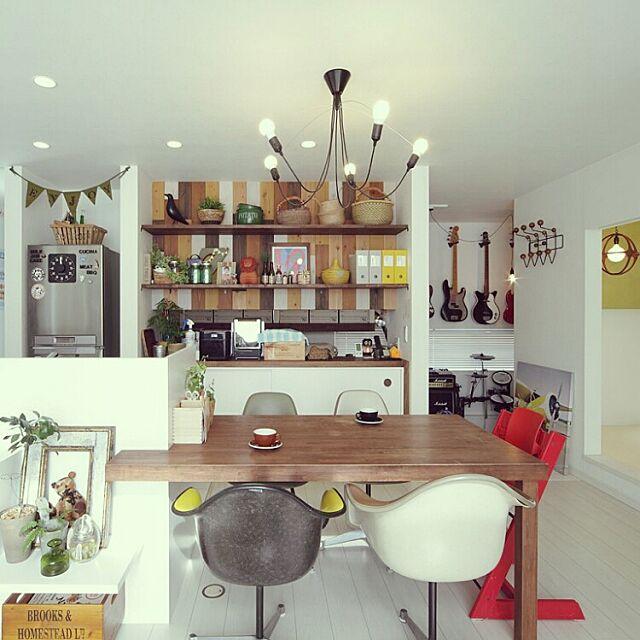ダイニングテーブル,My Shelf junjunの部屋