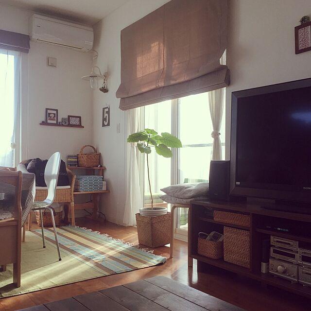 My Desk,無印良品,SONY,朝の光,シェードカーテン,雑貨,ウンベラータ,ナチュラル,グリーンのある暮らし,テラス,5,花のある暮らし,LIXIL,北欧ミックス,IKEA,マリメッコポストカード mimosaの部屋