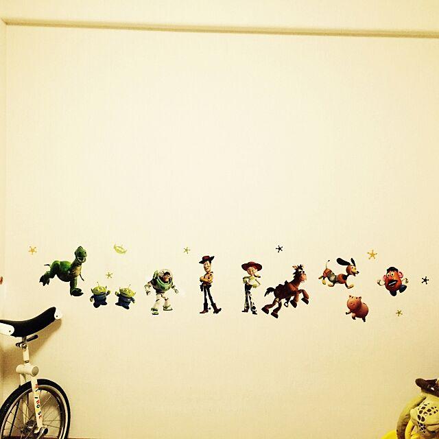 On Walls,ウォールステッカー♡ hiro3の部屋