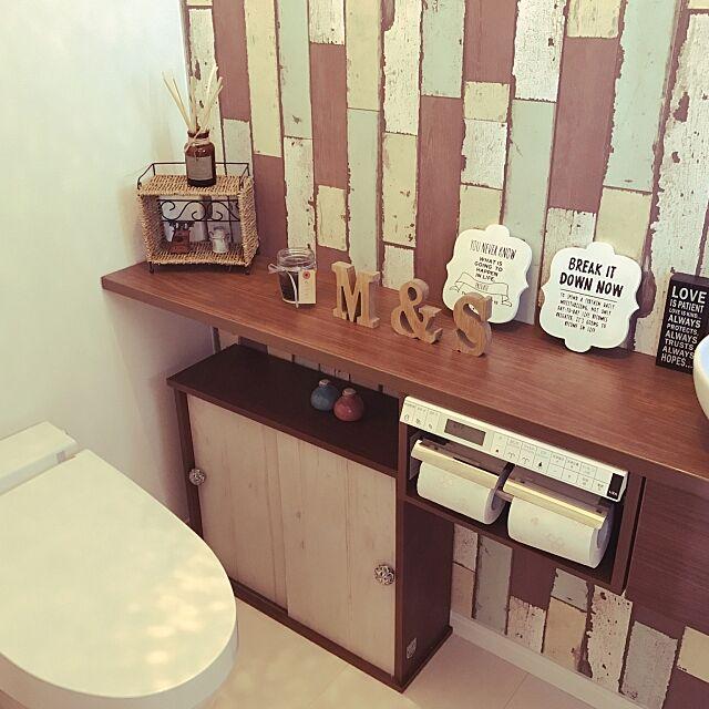 Bathroom,雑貨大好き♡,トイレ,コーヒーが大好き,消臭剤,LIXIL,3coins♡ mmeeronの部屋
