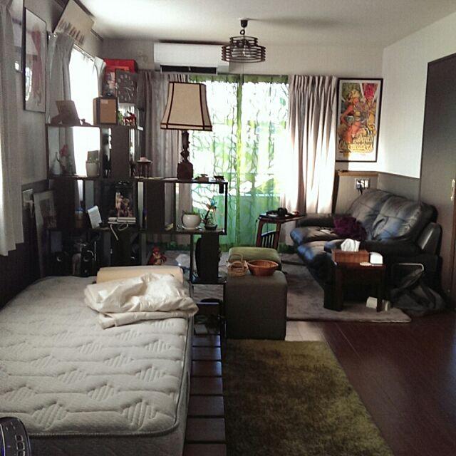 Overview,1K 1人暮らし gaxtakaymの部屋