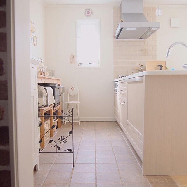 Kitchen,LIXIL,名古屋モザイクタイル,キッチン,YAMAHAのキッチン,ナチュラル,グローエ,トクラス _____mayaの部屋