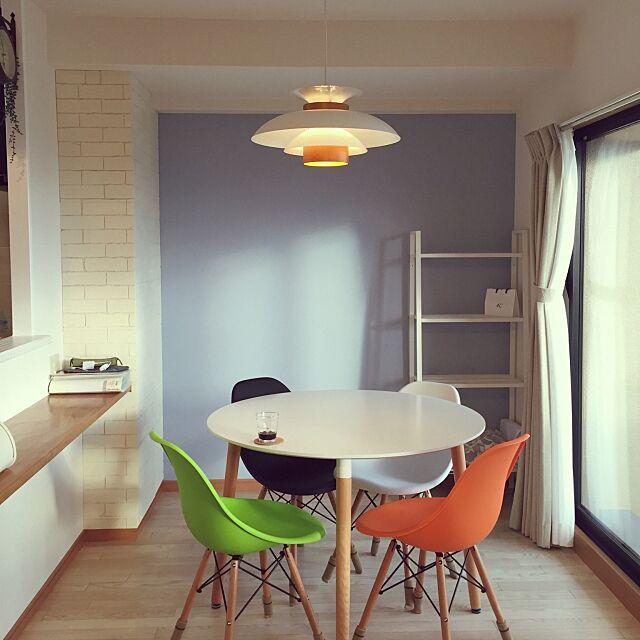 Overview,発泡スチロールでレンガ風,IKEA,照明,DIY,北欧 ayameilの部屋