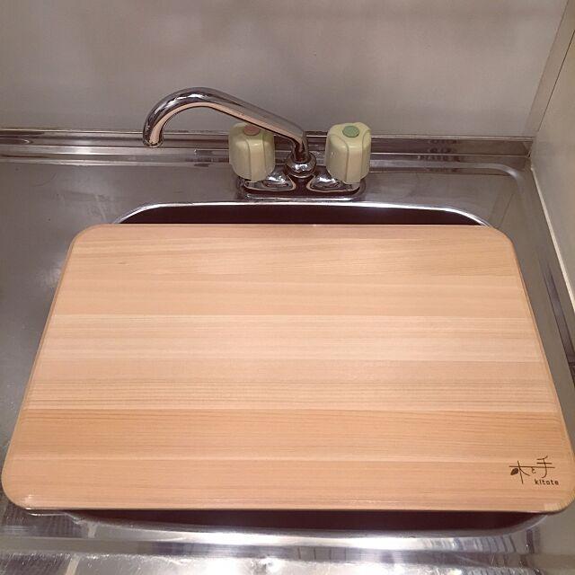 Kitchen,シンク,ミニキッチン,ミニキッチン♡,狭いキッチン,一人暮らし uni._.naokoの部屋