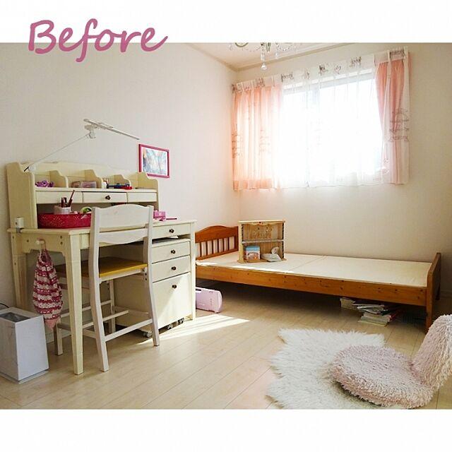 Bedroom,娘の部屋,女の子部屋 SHIROYAGIの部屋