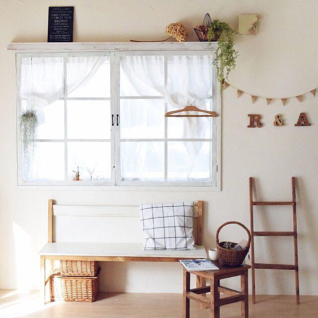 On Walls,コーヒータイム,おうちカフェ,手作り窓枠,手作りスツール,手作りベンチ,ナチュラル,ブログしています♡,IG→gemini_natural,DIY,いなざうるす屋さん,和室を洋室に ,シンプル×ナチュラル×ちょっとほっこり,セリア Geminiの部屋