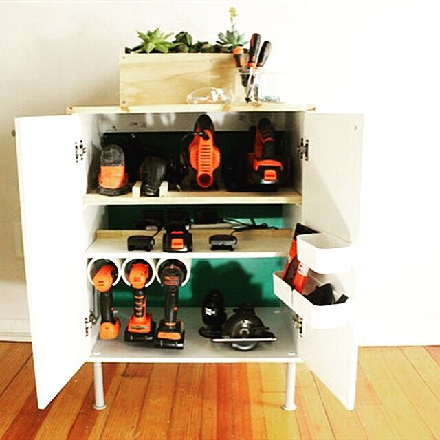 My Shelf,BLACK&DECKER,BLACK AND DECKER,BLACK&DECKER,BLACK+DECKER,DIY,D.I.Y.,電動工具,収納,ブラック・アンド・デッカー,ブラックアンドデッカー blackanddecker_japanの部屋