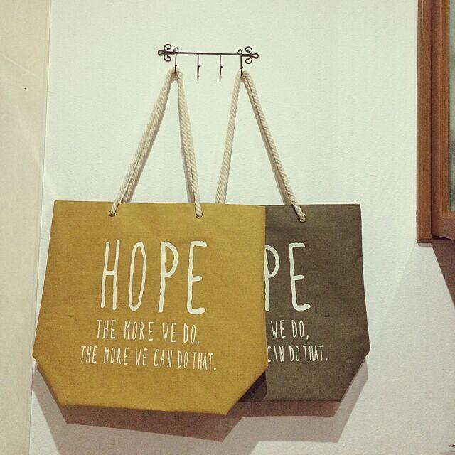 Kitchen,ダイソー,ダイソーのトートバッグ,ダイソー新作,トートバッグ,HOPE Tomokoの部屋