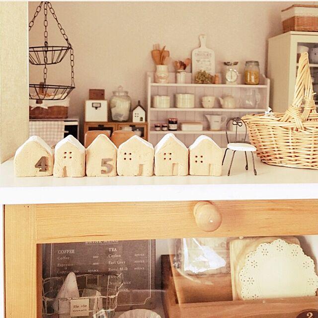 お家オブジェ,雑貨大好き♡,ナチュラル,ナチュラルインテリア,My Shelf,ハンドメイド,木かる粘土,いつもいいねやコメありがとうございます♡ asami.の部屋