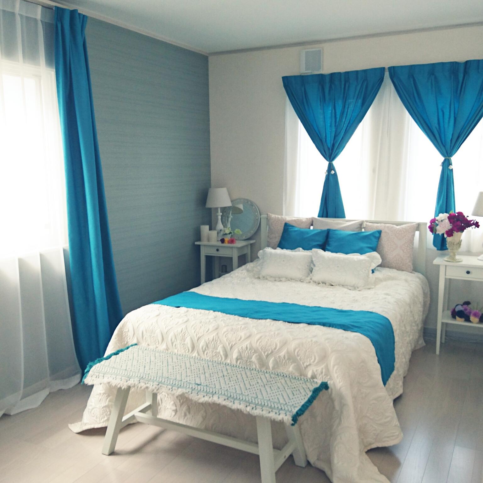 【寝室インテリア集】特別なリラックス空間の作り方