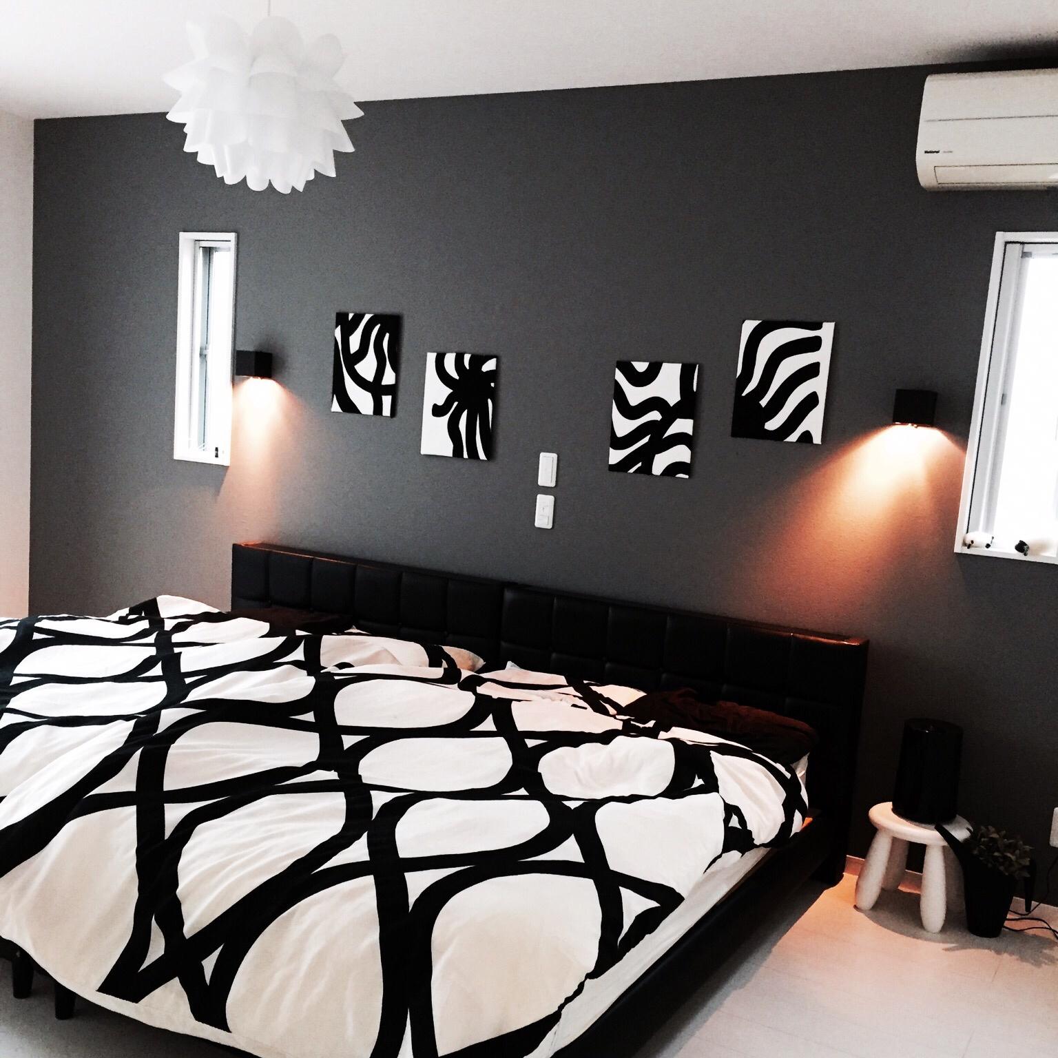 自宅で優雅なホテル気分♪ホテルライクな「寝室」実例