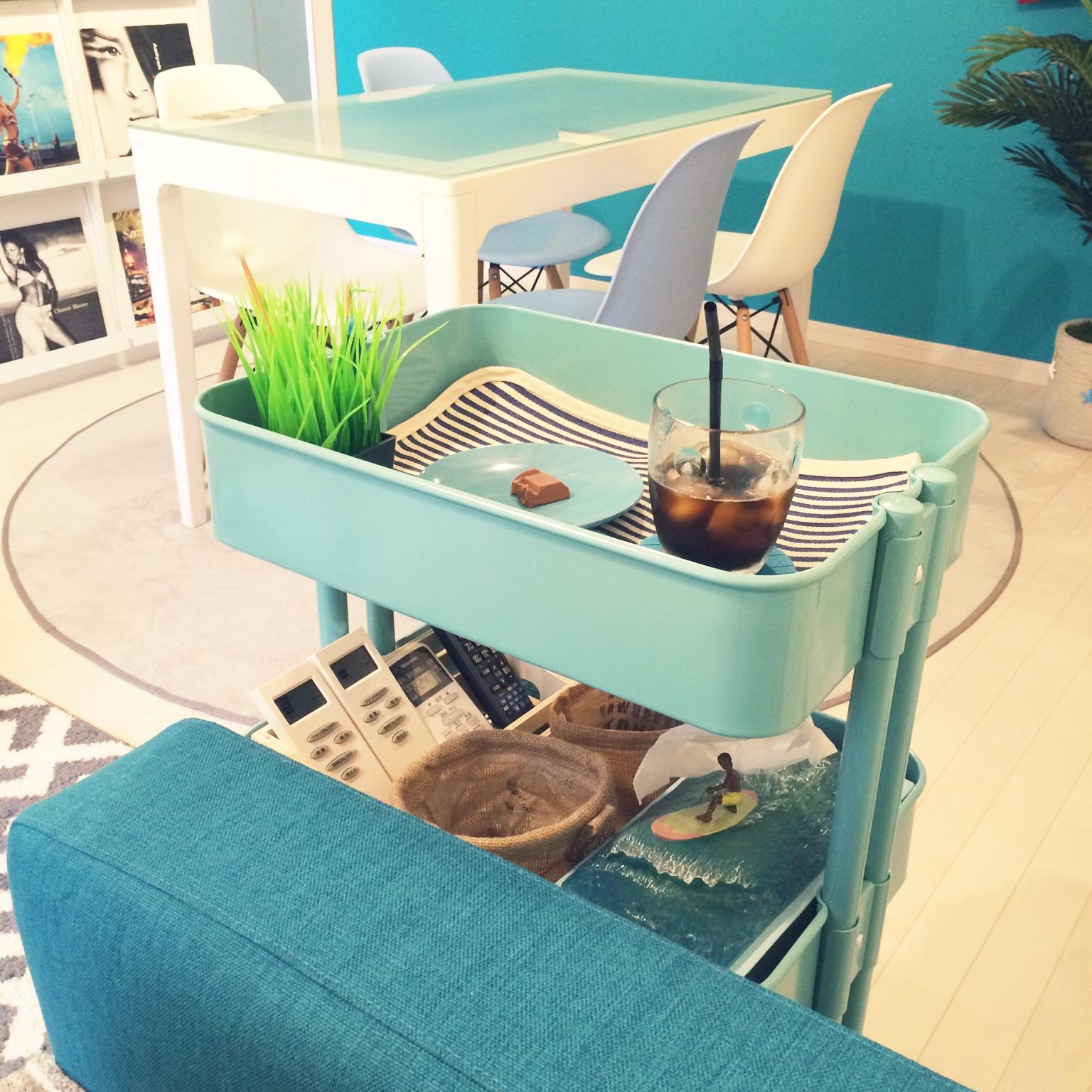 【IKEA in RoomClip vol.10】涼しく過ごす、アイデアがいっぱい。【PR】