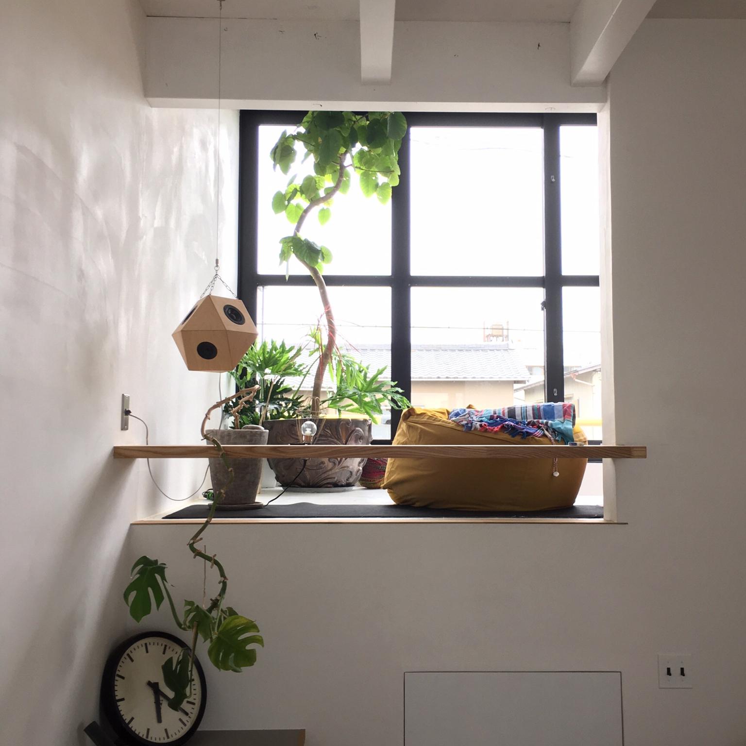 部屋で、屋上で…開放感と光と風を、肌で感じて楽しむ家 〜tentasobiさん〜[連載:RoomClip_新人ユーザー紹介]