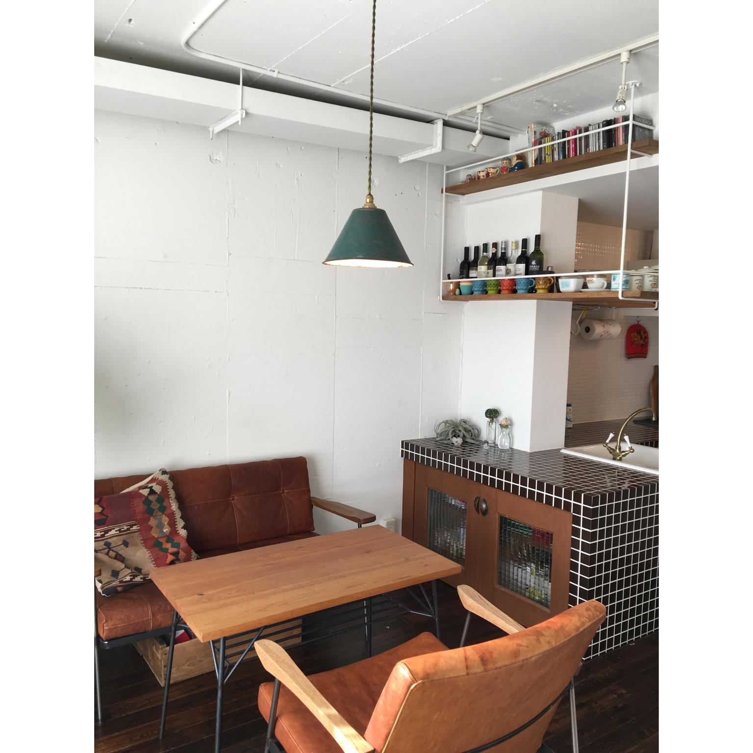 カフェ風ソファ&チェアで、おうちを素敵なカフェ風に