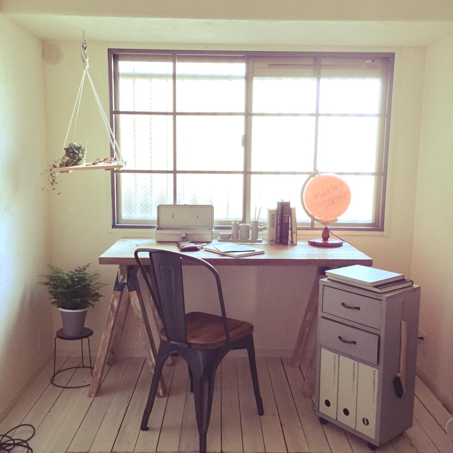 オシャレなワークスペースのあるお部屋 | RoomClip mag | 暮らしとインテリアのwebマガジン