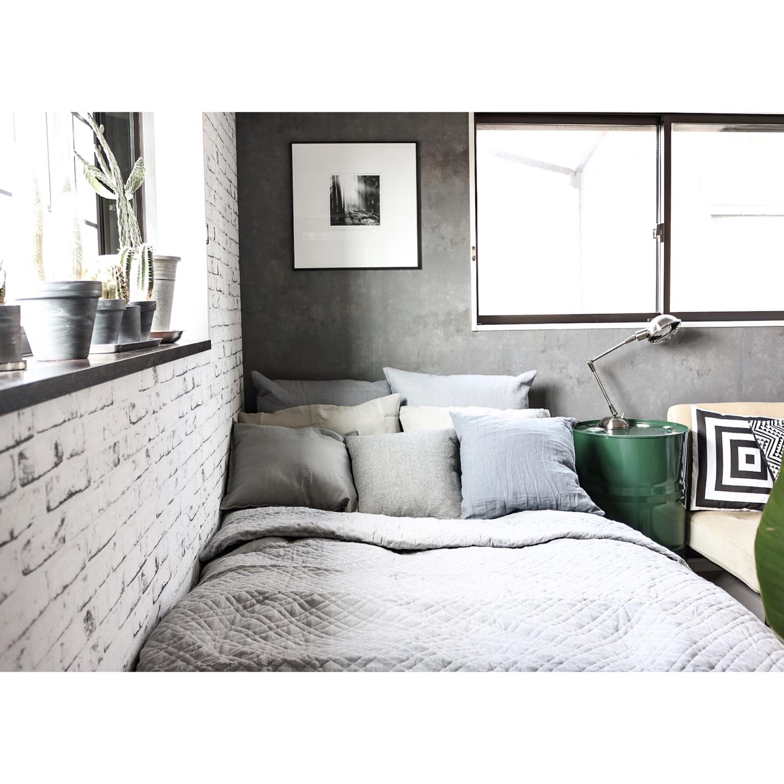 IKEAアイテムが優秀!ホテルライクな寝室の作り方