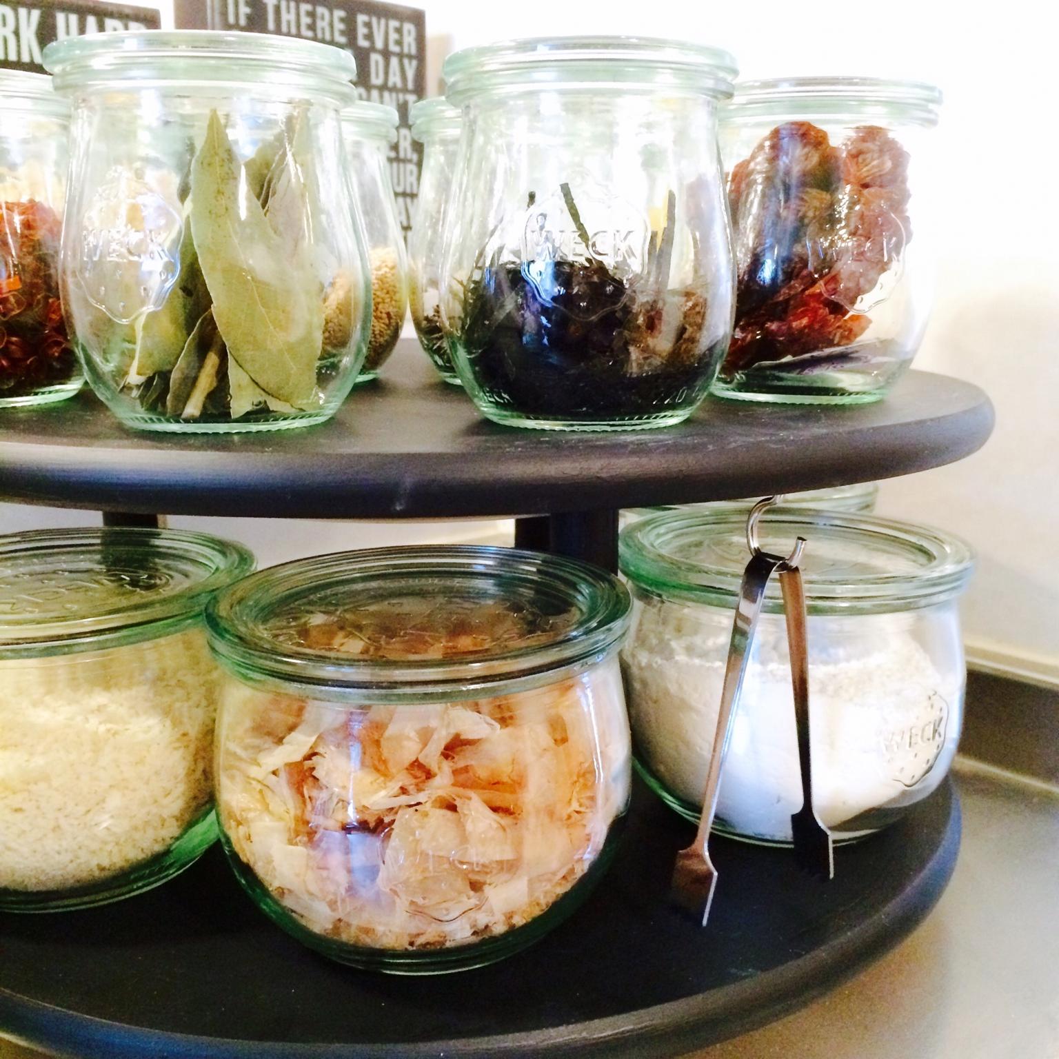 おすすめを紹介♪キッチンで使いたい保存容器 | RoomClip mag | 暮らしとインテリアのwebマガジン