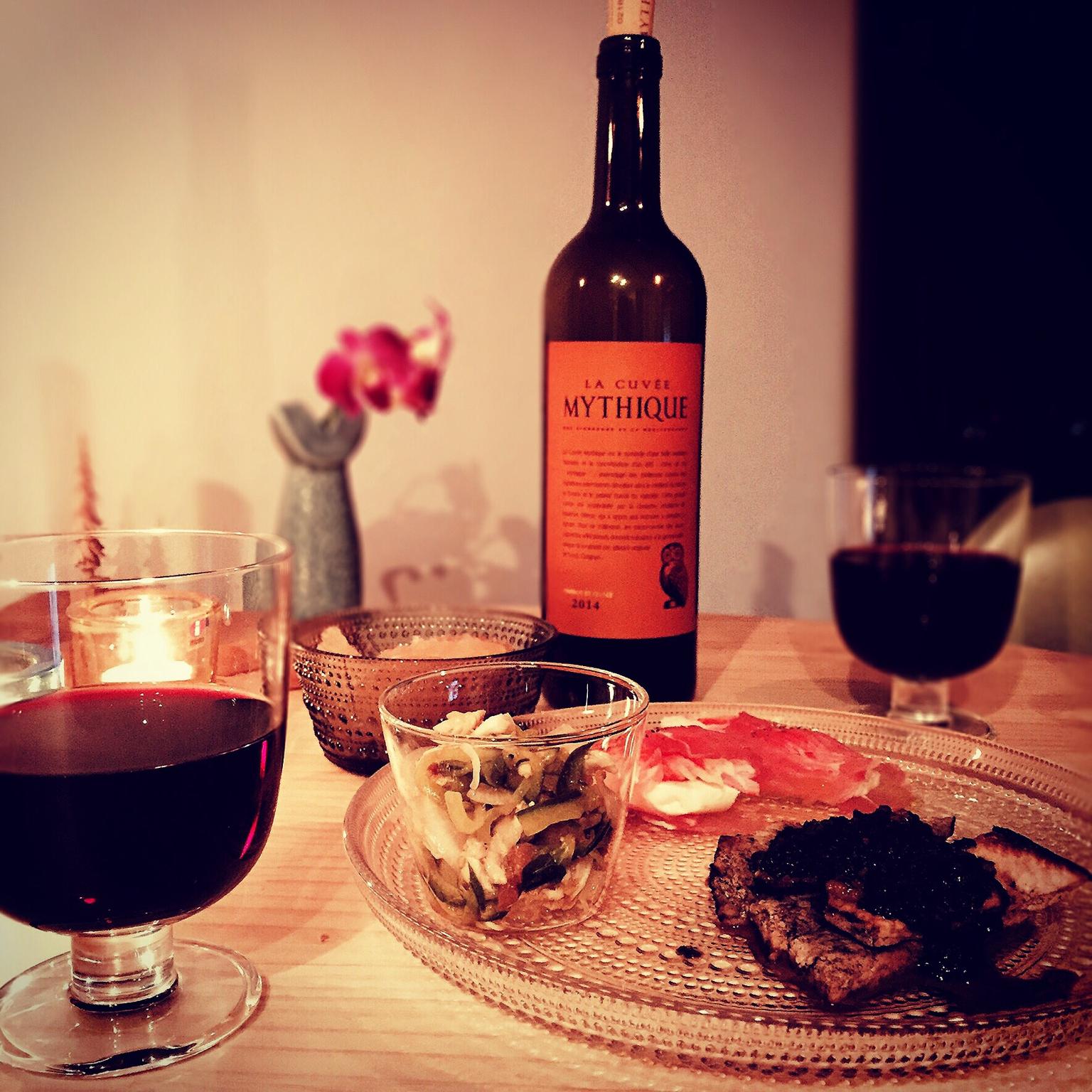 父の日にはとっておきのワインを♪ラ・キュベ・ミティークのある暮らし【PR】