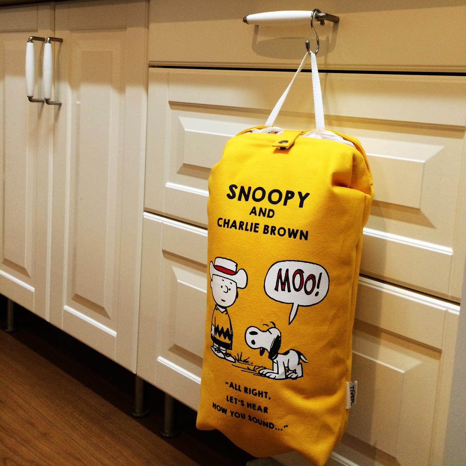 お店でもらった袋(ビニール・紙)の収納アイデア