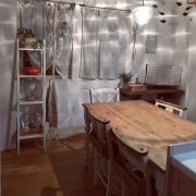塗装DIY/オイルステイン ウォルナット/DIYテーブル/鉄脚テーブル/オイルステイン…などに関連する他の写真