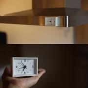シンプルなフォルムにキュン♡無印良品の「駅の時計」